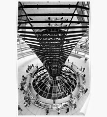Reichstag dome / Berlin Poster