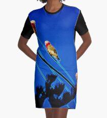 Galah watch Graphic T-Shirt Dress