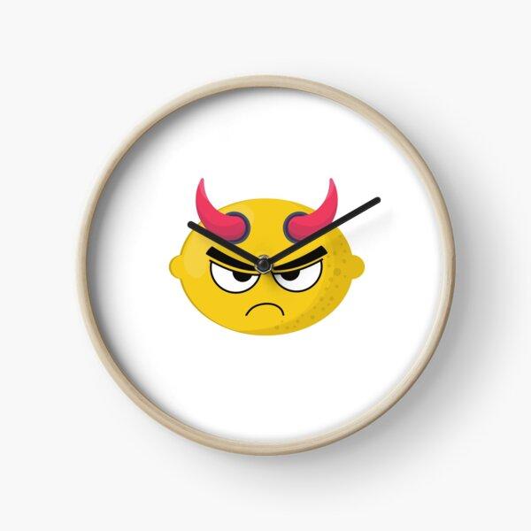 Lemon demon Clock