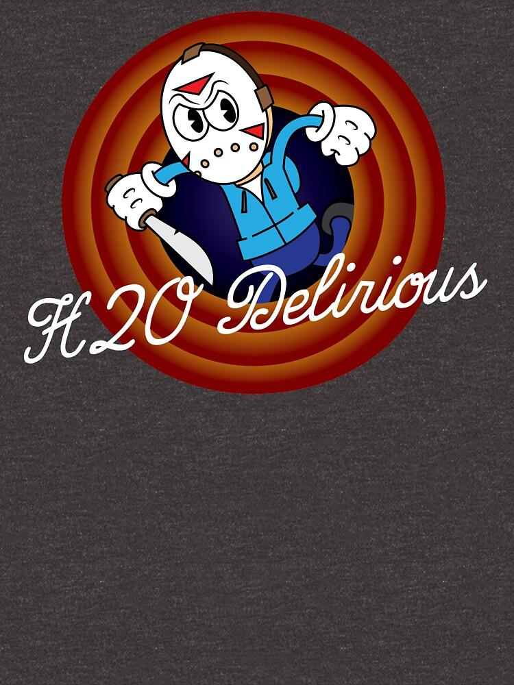 H2O Delirious personaje de dibujos animados de 1930 de CameronBurke12