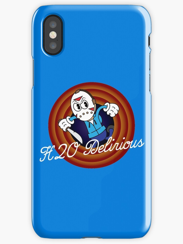 """H2O Delirious 1930's Cartoon Character"" iPhone Cases ..."