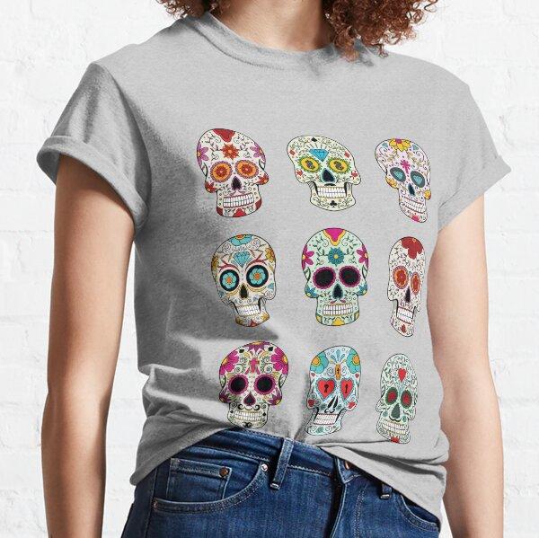 Sugar Skulls Classic T-Shirt