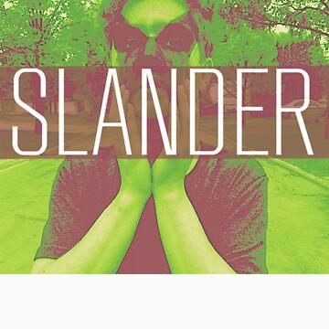 Slander Green by jacksonroulston