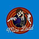 Mini Ladd 1930's Cartoon Character by Cameron  Burke