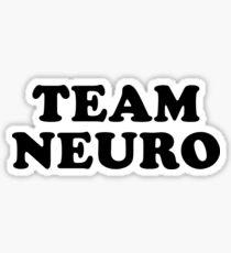 TEAM NEURO Sticker