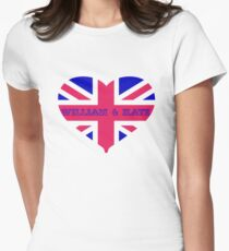 William & Kate Crown T shirt T-Shirt