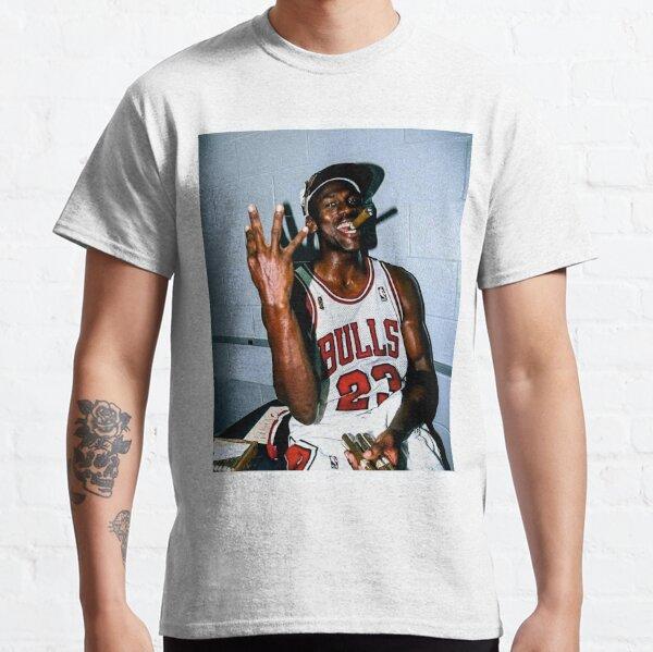 1998 michael jordan cigar Classic T-Shirt