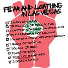 Fear and Loathing in Las Vegas checklist by EsotericExposal