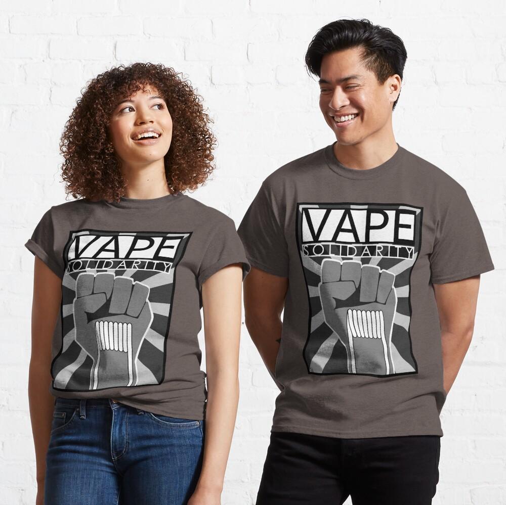 Vape (Solidarity) Classic T-Shirt