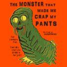 The Monster That... by jarhumor