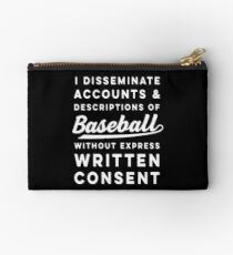 Legalese Studio Pouch