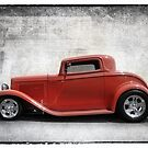 3 Window Coupe by Keith Hawley