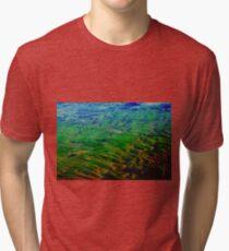 South Australian Hills  Tri-blend T-Shirt