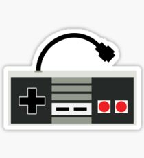 NES Controller - Retro Sticker