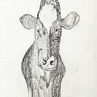 Jen's Gentle COW by Anne Gitto