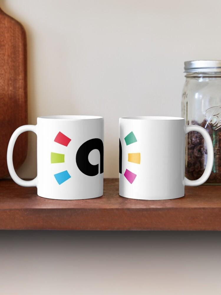 Alternate view of Amiibo News Logo Mug