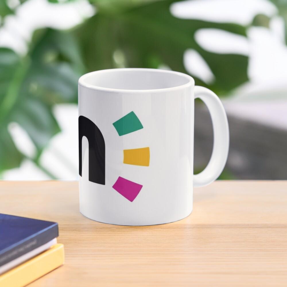 Amiibo News Logo Mug