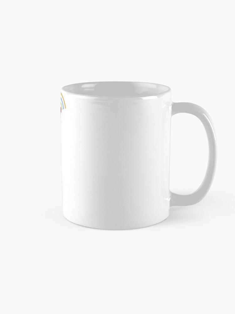 Alternate view of The Amiibo Newscast Mug