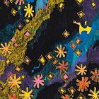 Hanabi #2 - Fireworks by Kris Keogh