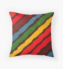 The Power of Expression Throw Pillow