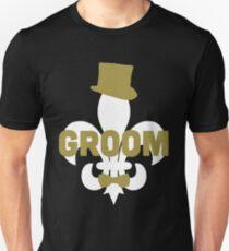 Honeymoon Groom Shirt Unisex T-Shirt