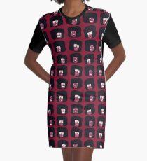 Garnets Graphic T-Shirt Dress