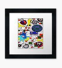 K-os Framed Print