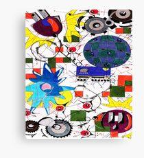 K-os Canvas Print
