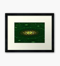 Star Map 1 Framed Print