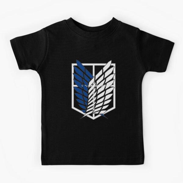 Attaque sur Titan - Shingeki no kyojin - 進 撃 の 巨人 T-shirt enfant