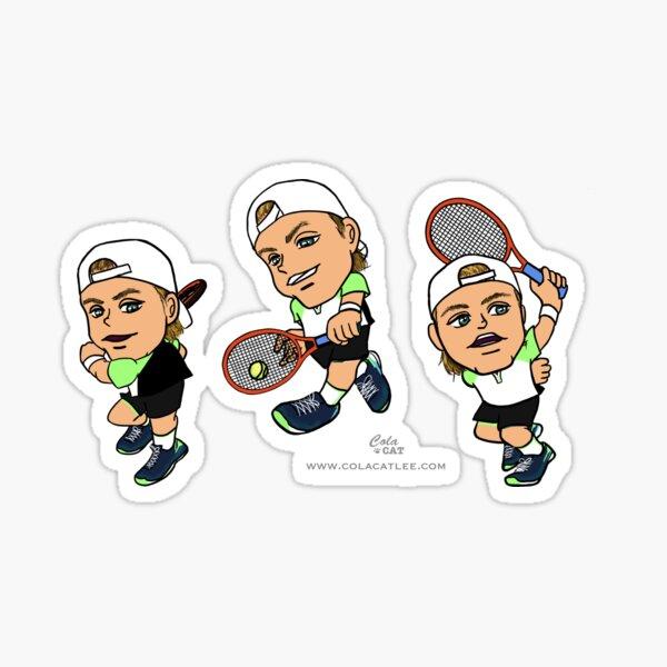 Denis Shapovalov Sticker