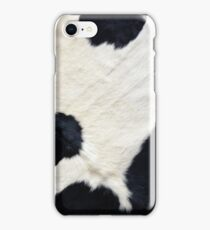 Cow fur iPhone Case/Skin
