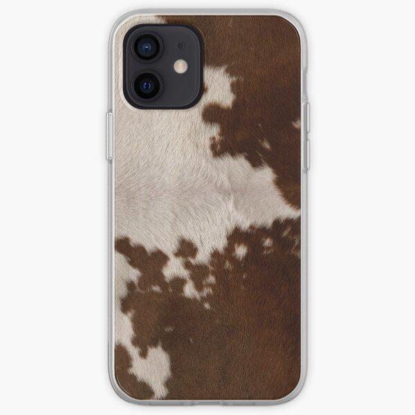 Animal fur iPhone Soft Case