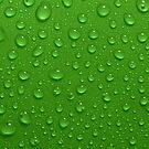 Green apple texture by sermi