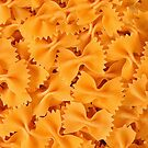 Pasta bowtie texture by sermi