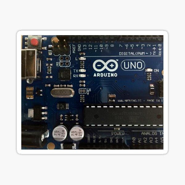Get Your Arduino Geek On! Sticker