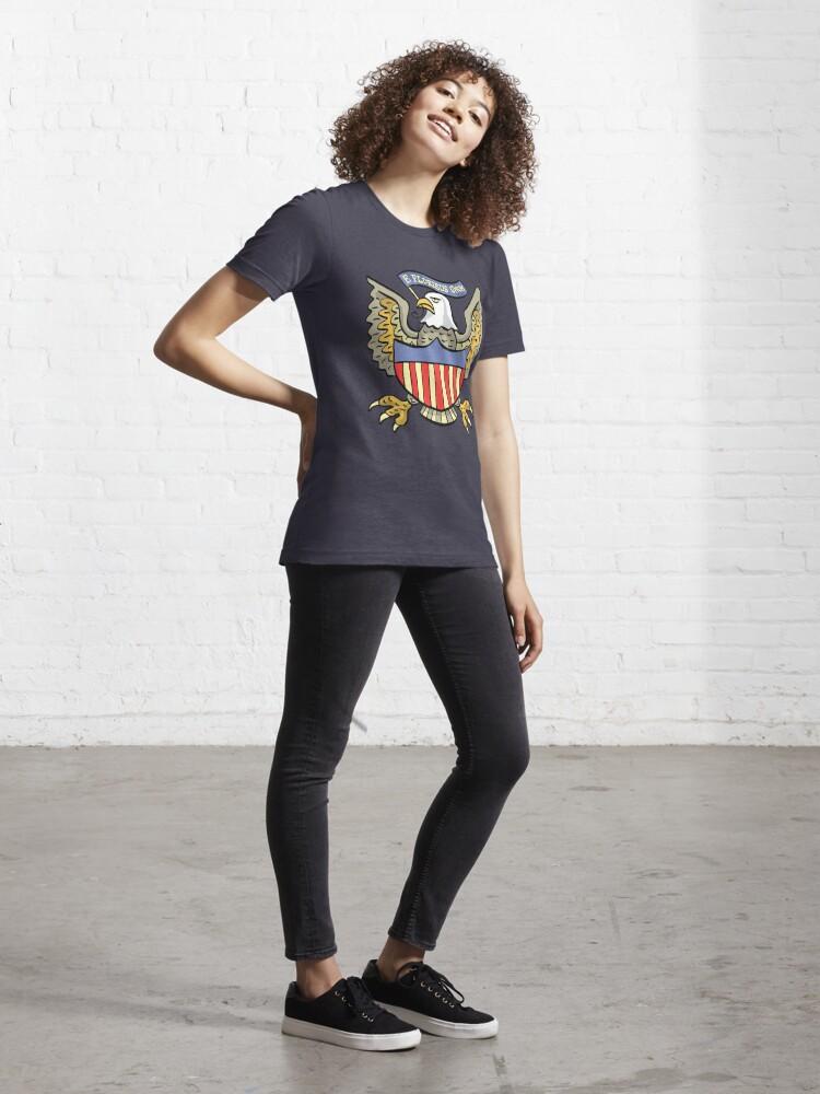 Alternate view of Americana Essential T-Shirt