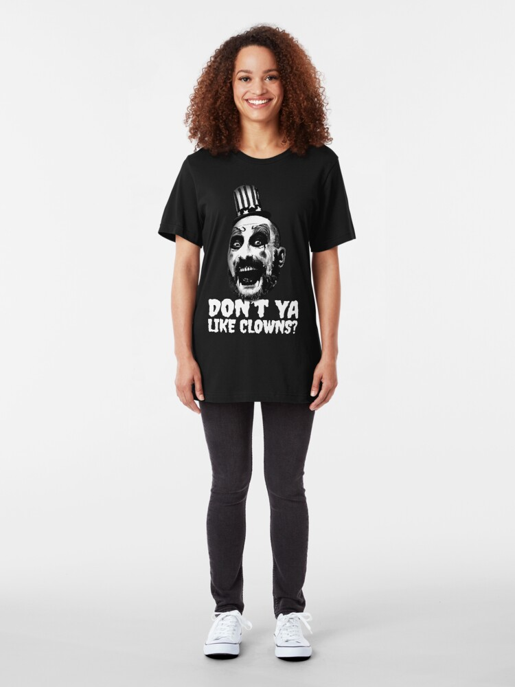 Alternate view of You're A Reject. Slim Fit T-Shirt