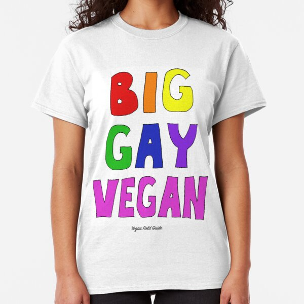 Vegan Text T Shirt Veggie Feminism Feminist Tee Food Fruit Vegetarian Meat Free