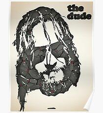 Icons - Jeff Lebowski Poster