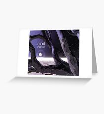 coil - musick to play in the dark 2 Greeting Card