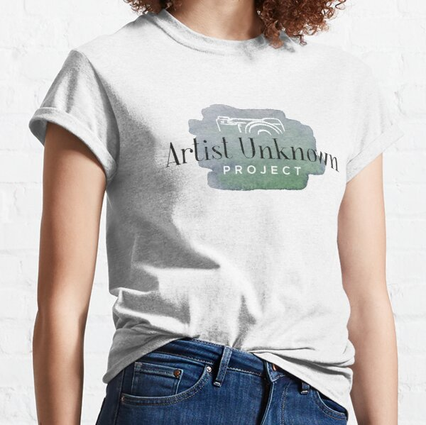 Artist Unknown Project Cool Logo Classic T-Shirt