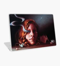 The Toybox oil painting  Laptop Skin