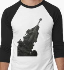 Howitzer Men's Baseball ¾ T-Shirt