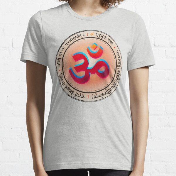 Gayatri Mantra Light Essential T-Shirt