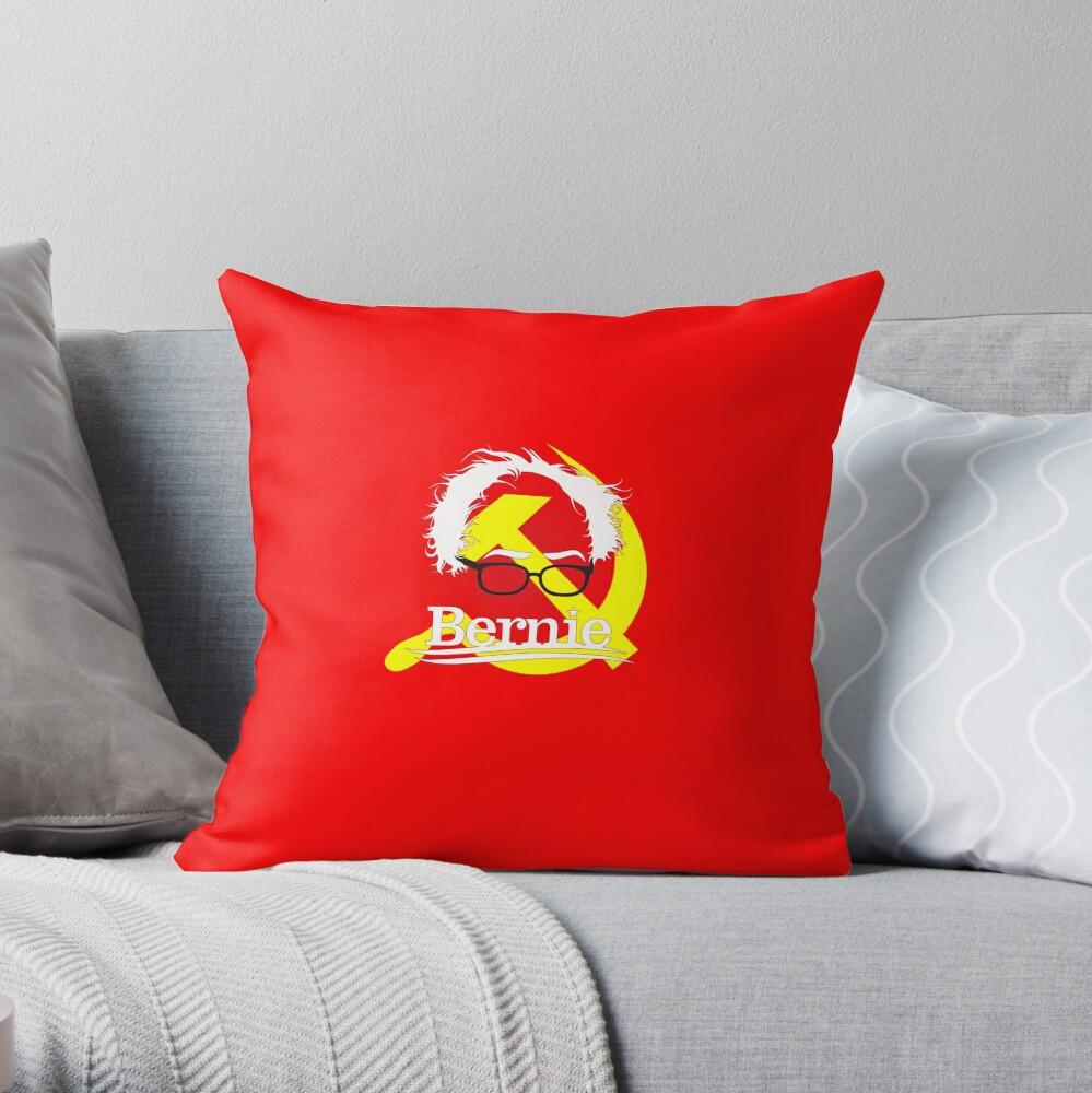 Bernie Sanders Kommunist Dekokissen
