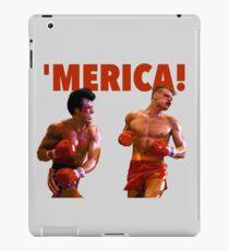 ROCKY - 'MERICA iPad Case/Skin