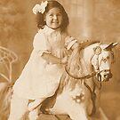Jean circa 1915 Tote Bag  by Virginia McGowan