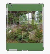 the garden room iPad Case/Skin