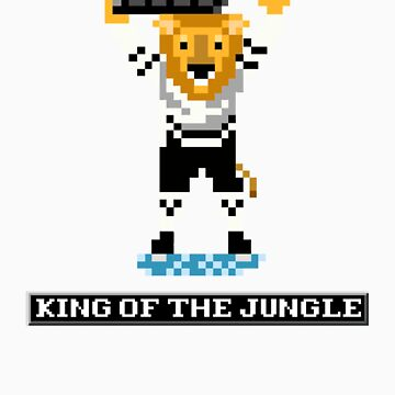 King of the Jungle by Hockeywood